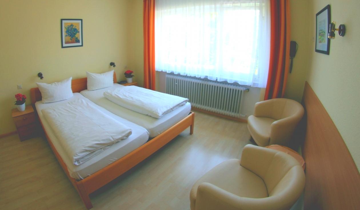 Schlafzimmer Superior Suite