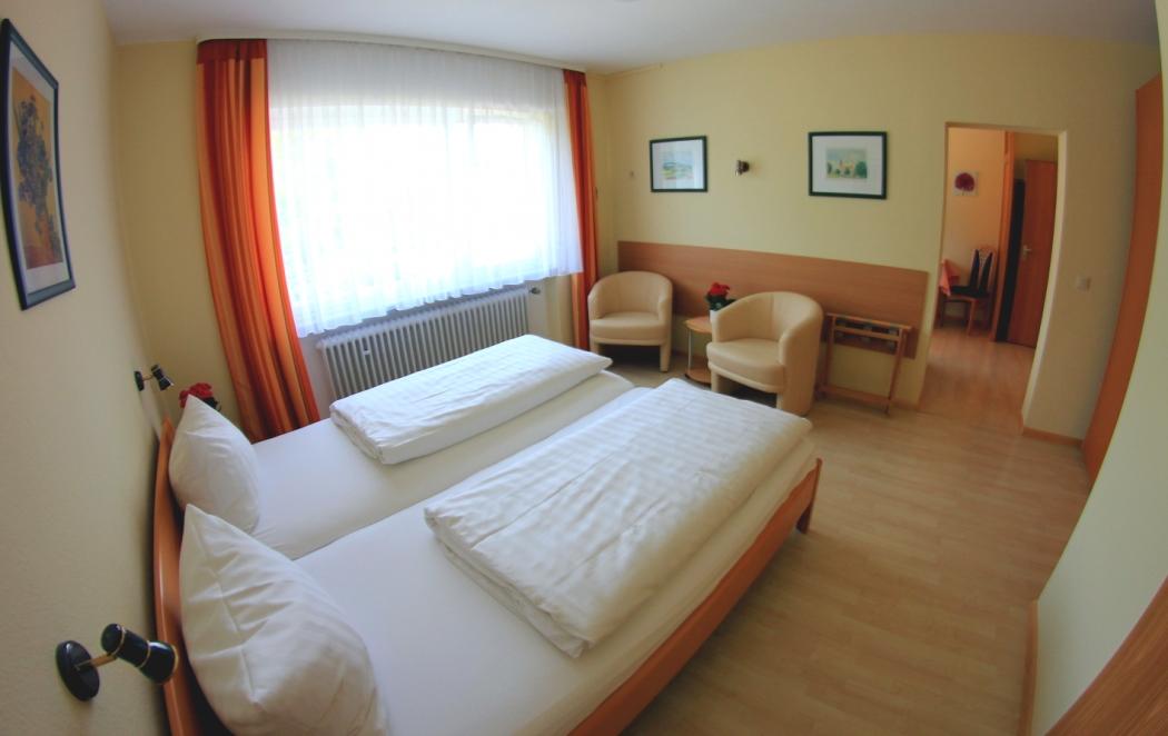 Doppelzimmer-Suite