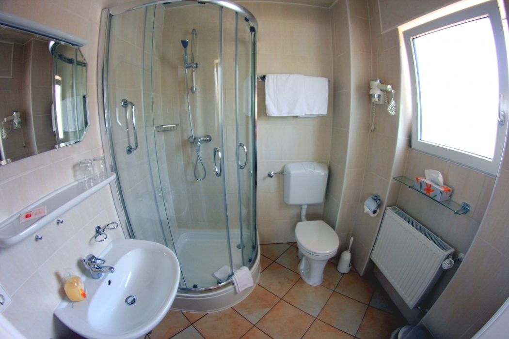 Badezimmer Superior Suite