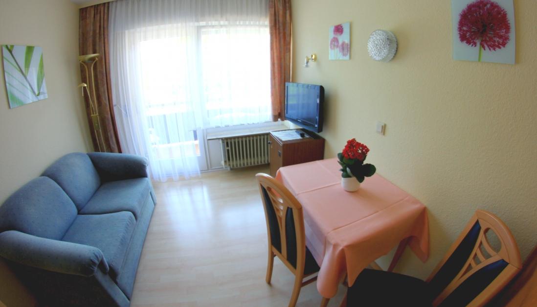 Wohnzimmer Superior Suite